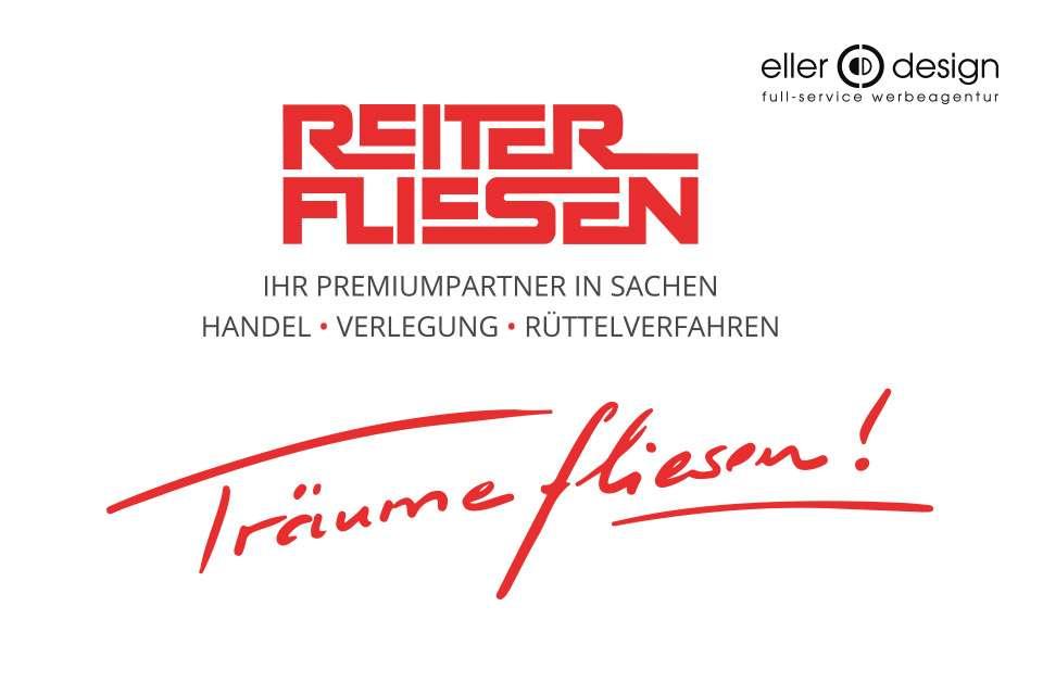 Marketing und Werbung für die Reiter Fliesen GmbH in Deggendorf