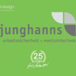 Junghanns gmbh Logo