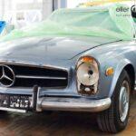 Mercedes Pagode zum Thema - Zizler GmbH, Fachbetrieb für Karosserie und Lack